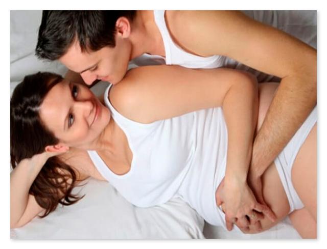 Беременным позы в сексе
