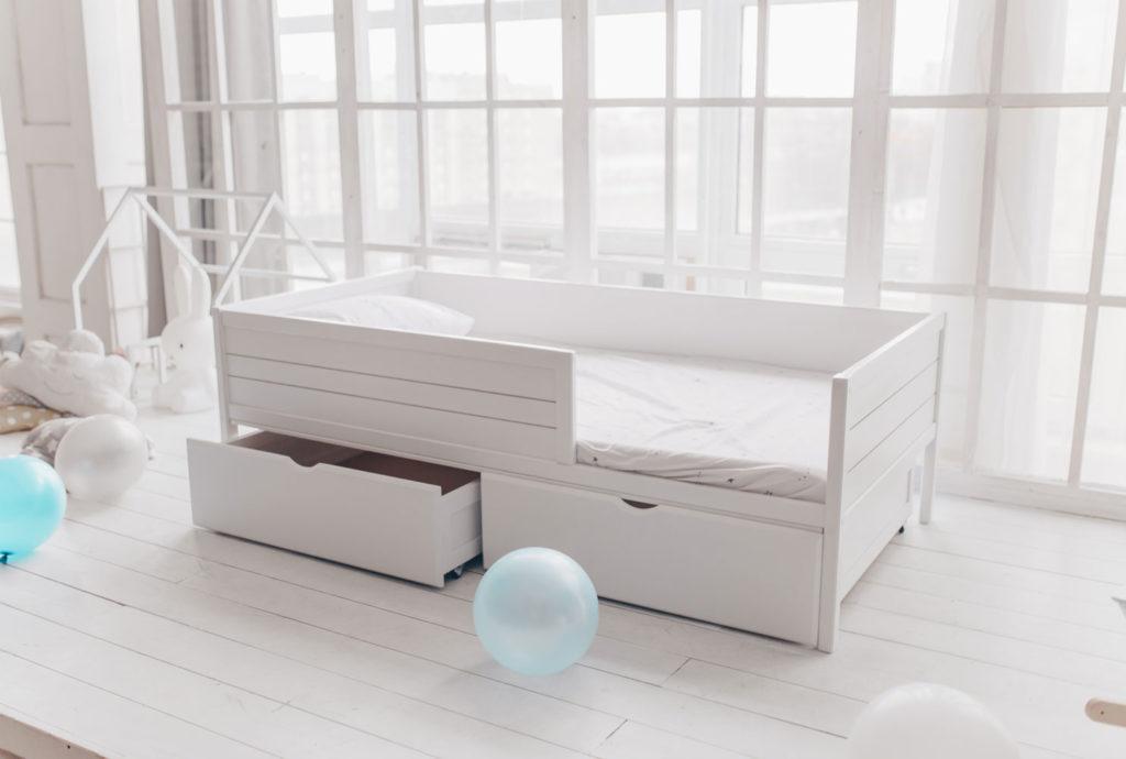 Подростковая кроватка